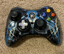 Xbox 360 Halo 4 Limited Edition controller Wireless Tested And Works