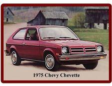 1975 Chevy Chevette Auto Refrigerator / Tool Box Magnet