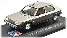 W84 Chrysler Simca Horizon Jubilee 1979 1/43 Scale Silver Tracked 48 Post