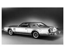 1978 Lincoln Continental Mark V Landau Factory Photo uc0889-JBLN4U