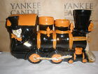 Yankee Candle Boney Bunch Light Up Train Tea Light Holder 2013 NEW
