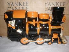 Yankee Candle Boney Bunch Light Up Train Tea Light Holder 2013 NEW