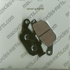 Honda Disc Brake Pads NC750X  2012-2014 Rear (1 set)