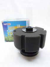 HapPet Schwammfilter luftbetriebener Innenfilter für Aquarium von 25-70  Liter