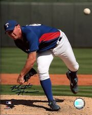 Matt Harrison autographed 8x10 Texas Rangers Free Shipping