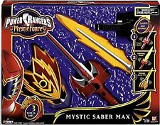 Power Rangers Mystic Force Mystic Saber Max New Factory Sealed 2006