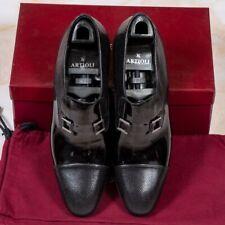 NWB $1690 ARTIOLI Loafer Shoes 10UK/11US/44EU EE Width