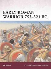 Osprey Warrior 156:  Early Roman Warrior 753–321 BC (Römisches Reich) / NEU