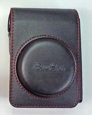Canon étui cuir noir DCC-1870 pour G7X