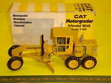 Travaux Publics NZG CAT Motorgrader 12 G Niveleuse Caterpilllar ref 150