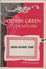 Golders Green. 'French Without Tears' Ellison, Snell, Joy Tubb,  ZY.18