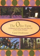 Olive Farm, Carol Drinkwater, 1585671061, Book, Acceptable