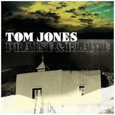 TOM JONES PRAISE & BLAME CD 2010 BLUES SOUL ROCK&ROLL NEW