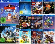 Sony PlayStation 4 | PS4 | Beliebte Kinderspiele | bis USK 12 | NEU & OVP |