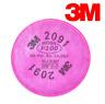 2 Filtres à particules pour P100 respirateur 1 paire  3M 2091 3M 6000-6200 etc