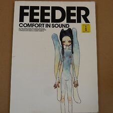 songbook FEEDER comfort in sound, TAB