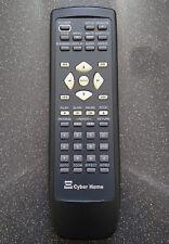CYBERHOME MULTIREGION DVD PLAYER REMOTE CONTROL FOR AD-L528 AD-L528-SC
