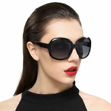 Luxury Brand Polarized Sunglasses Women 2021 Oval Vintage Driving Oversized New
