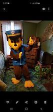 Adult Mascot Chase Paw Patrol Costume
