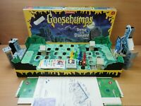 Goosebumps Board Game Waddingtons Vintage 1995 100% Complete Good Condition