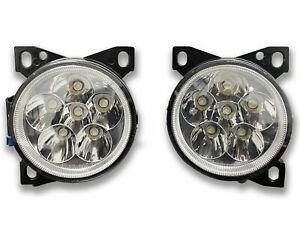 Full LED Fog Lights Lamps Pair LH RH for Kenworth T660