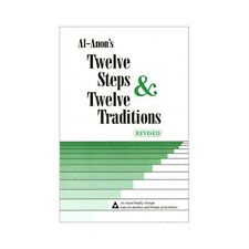 Al-Anon's Twelve Steps & Twelve Traditions Revised, Al Anon Family Groups NEW