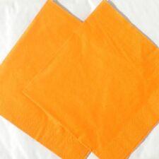 Art de la table de fête serviettes noir pour la maison