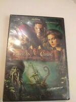 """dvd  Piratas del caribe """"el cofre del hombre muerto"""" ( precintado nuevo )"""