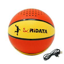 Ridata Basketball Rechargeable Wireless Mini USB Bluetooth Speaker Portable Bass