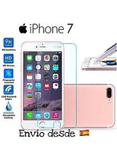 Protector Pantalla iPhone 7/8 Cristal Templado Premium - Tempered Glass Clear