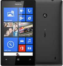 Nokia Lumia 520,8GB,Black,Unlocked Quadband CAMERA,WIFI,BLUETOOTH.WINDOWS PHONE.