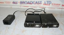 2x GSM remote interface units for SNG truck etc