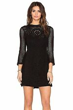 Free People Rosalind Swit Crochet Dress Sz. XS NWT Retail $168