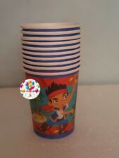 Party : Jake the Pirates Paper Cups 10 pcs