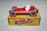 Dinky Toys 231 Maserati Racing Car