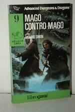 MAGO CONTRO MAGO LIBRO GAME n.9 1991 LIBRO USATO EDIZIONE ITALIANA FR1 51463