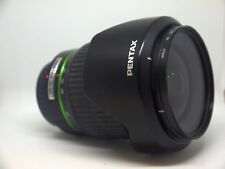 PENTAX Pentax SMC P-DA J 16-45mm f/4 Lens with hood good condition