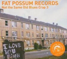Not The Same Old Blues Crap 3 - Fat Possum - Various (NEW VINYL LP)