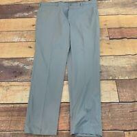 Walter Hagen Slim Fit Mens Golf Pants Size 40x32 Gray New NWT D214