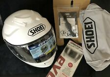 SHOEI GT-AIR - SIZE M - WHITE *BRAND NEW IN BOX* UNUSED