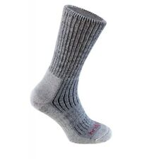 Bridgedale Mens Merinofusion Trekker Socks Grey 5968/017 L 610306112033