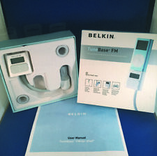 Belkin TuneBase Fm for iPod Mini - Play Your Music!