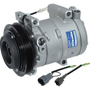 New A/C Compressor for Impreza 9-2X