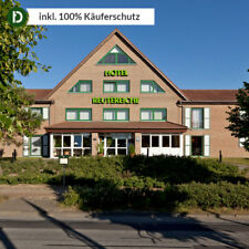 4 Tage Urlaub in Stavenhagen im Hotel Reutereiche mit Halbpension