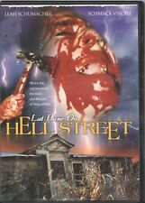 Movie DVD - LAST HOUSE ON HELL STREET - Pre-owned - Terror Vision
