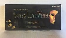The Best of Andrew Lloyd Webber 4 CDs Collectors Edition