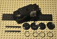 Zugmotor 87574c01 für Lego 7939 7938 60052 etc. + 55423c01 (inkl. Gummi) 3706