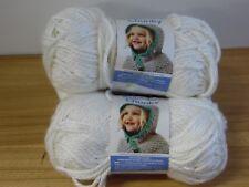 Softee Baby Chunky Yarn Cream Puff 057355392434