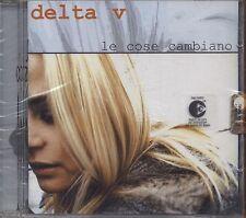 DELTA V - Le cose cambiano - LUCIO BATTISTI CD 2004 SIG