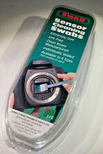 Just JU1124 TEN x DSLR Swabs, 24mm size for full-frame DSLR & Mirrorless sensors